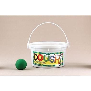 Hygloss® Green Dazzlin' Dough, 3 lbs.
