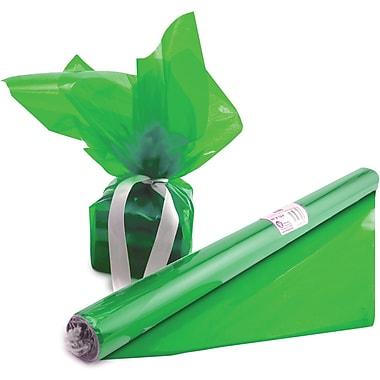 Hygloss® 12.5' x 20in. Cello Wrap Roll, Green