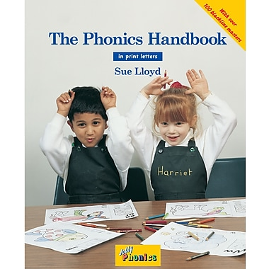 Jolly Learning Phonics Handbook, Grades Pre Kindergarten - 1st
