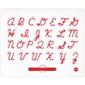 Kid O Products Magnatab Board, Cursive Uppercase
