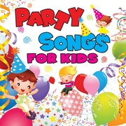Kimbo Educational® Party Songs CD For Kids