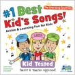 Kimbo Educational® Number 1 Best Kids Songs CD