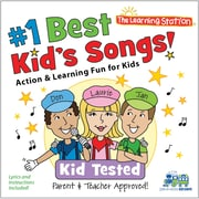 Kimbo Educational® Number 1 Best Kids Songs CD