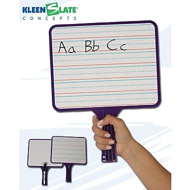 Kleenslate® Whiteboard Rectangular Paddle, 10in. x 8in.