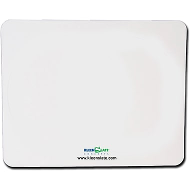 Kleenslate® Rectangular Blank Replacement Dry Erase Sheets, 10in. x 8in.