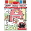 Melissa & Doug® Farm Animals Paint With Water Kids' Art Pad