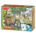 Melissa & Doug® Floor Puzzle, Endangered Species