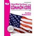 Milliken & Lorenz Educational Press Common Core Show What You Know Reading Student Book, Grades 5th