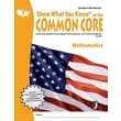 Milliken & Lorenz Educational Press Common Core Show What You Know Reading Maths Workbook, Grade 7th