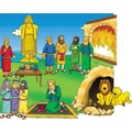 Little Folk Visuals® Bulletin Board Set, Daniel and The Lions Den