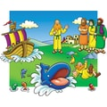Little Folk Visuals® Bulletin Board Set, Jonah