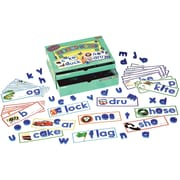 Lauri® Toys Phonics Center™ Building Words Set, Grades Pre Kindergarten - 12th