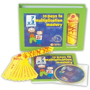 Learning Wrap-Ups Ten Days To Multi Mastery Box Set Cd Workbook, Grades Kindergarten - 5th