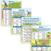 McDonald Publishing® Poster Set, Word Parts