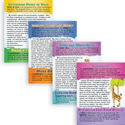 McDonald Publishing® Poster Set, Reading Comprehension