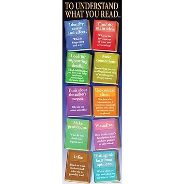 McDonald Publishing McV1672 Reading Comprehension Colossal Poster
