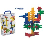Miniland Educational® Kim Buni, 32 Pieces