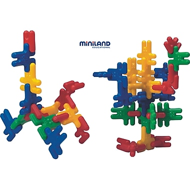 Miniland Educational® Kim Buni, 74 Pieces