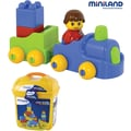 Miniland Educational® Color Brick, 24 Pieces/Set