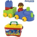 Miniland Educational® Color Brick, 47 Pieces/Set