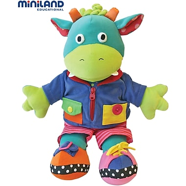 Miniland Educational® draggy Fastening Toy