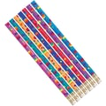 Musgrave Pencil Company Color Confetti Pencil, Rainbow
