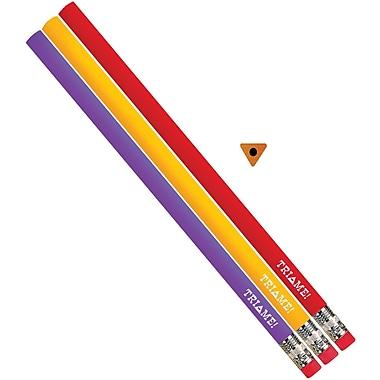 Musgrave Pencil Company TRI-ME! Intermediate Pencil, Dozen