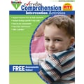 Newmark Learning™ Everyday Comprehension Intervention Activities Book, Grades 1st