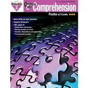 Newmark Learning™ Common Core Comprehension Practise Book, Grades 2nd