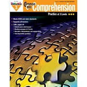 Newmark Learning™ Common Core Comprehension Practise Book, Grades 3rd