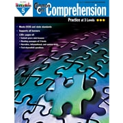 Newmark Learning™ Common Core Comprehension Practise Book, Grades 5th