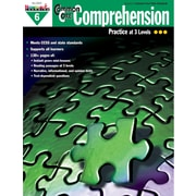 Newmark Learning™ Common Core Comprehension Practise Book, Grades 6th
