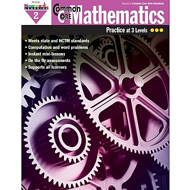 Newmark Learning™ Common Core Mathematics Practice Grades 2nd