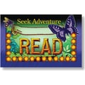North Star Teacher Resources® Seek Adventure Read Incentive Punch Card