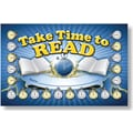 North Star Teacher Resources® Take Time to Read Incentive Punch Card