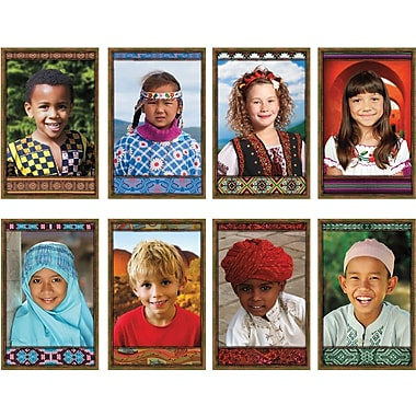 North Star Teacher Resources® Bulletin Board Set, All Kinds of Kids