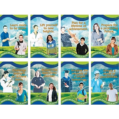 North Star Teacher Resources® Bulletin Board Set, Education Opens Doors