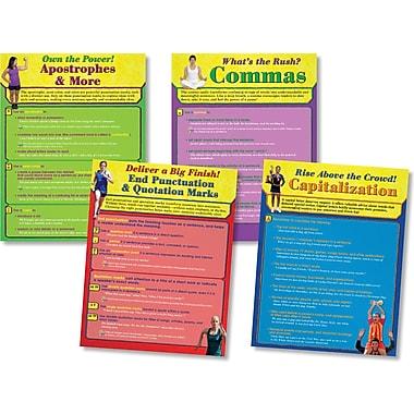 North Star Teacher Resources® Bulletin Board Set, Punctuation Power