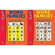 On The Mark Press® Words Families Book Set