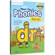 Pre School Preparation Company® Meet the Phonics Blends DVD