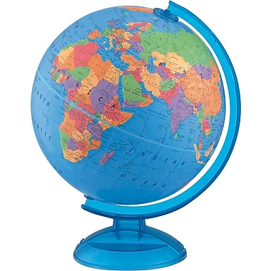 Replogle Globes Adventurer Globe, Grades Toddler - 2nd