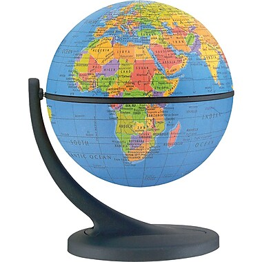 Replogle Globes Blue Ocean Wonder Globe, 4 5/16