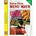 Remedia® Drive-Thru Menu Math - Beginning Money Skills Book, Grades 3rd