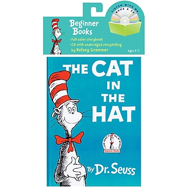 Random House The Cat in the Hat Book and CD