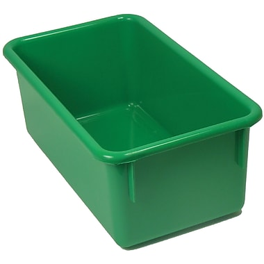 Romanoff Products Stowaway® No Lid Container, Green