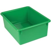 Romanoff Products Stowaway® Letter Box No Lid, Green