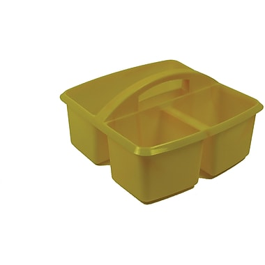 Romanoff Products Small Utility Caddy, Yellow
