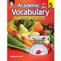 Shell Education® Academic Vocabulary Book, Grades 5th