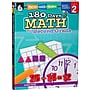 Shell Education 180 Days Of Math Book -