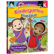 Shell Education® Bright and Brainy Kindergarten Practice Book and CD
